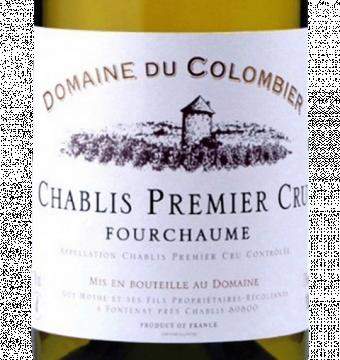 Domaine du Colombier - Chablis 1er cru Fourchaume