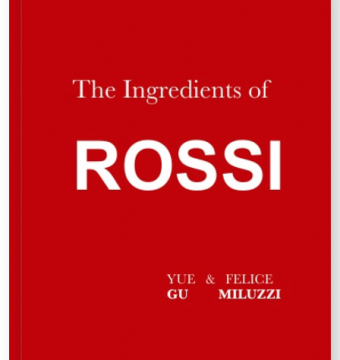 The Ingredients of Rossi Paperback
