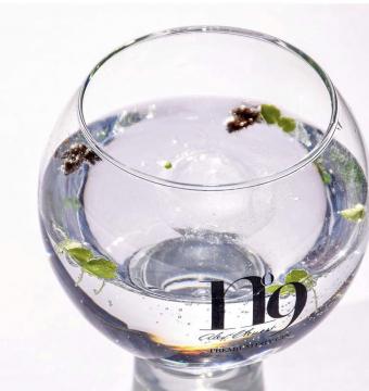 Gin Nr. 9 glas