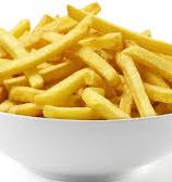 Voorgebakken frietjes