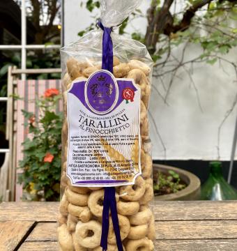 pakje taralli met venkelzaadjes (Puglia)