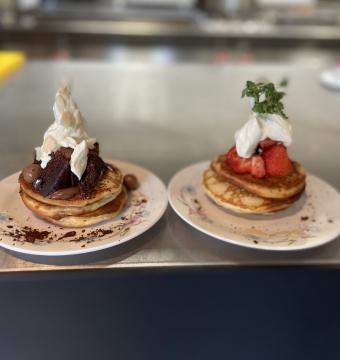 Pancakes classic