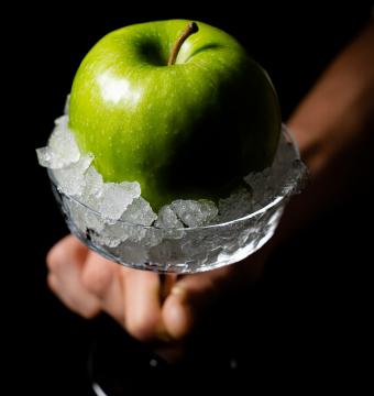 Apple Martini 25cl. - 2 porties.
