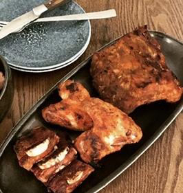 BBQ Dinnerbox voor 2 personen
