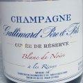 Champagne Domaine Gallimard